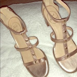 Jack Rogers strapping sandals